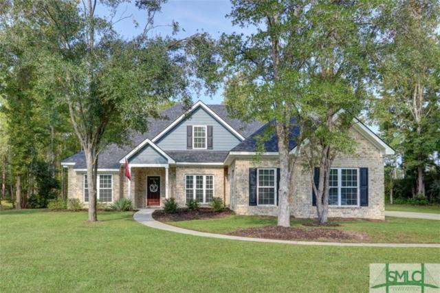 157 Blandford Crossing, Rincon, GA 31326 (MLS #179378) :: Coastal Savannah Homes