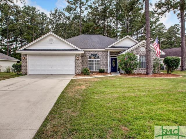201 Silver Brook, Pooler, GA 31322 (MLS #179386) :: Coastal Savannah Homes