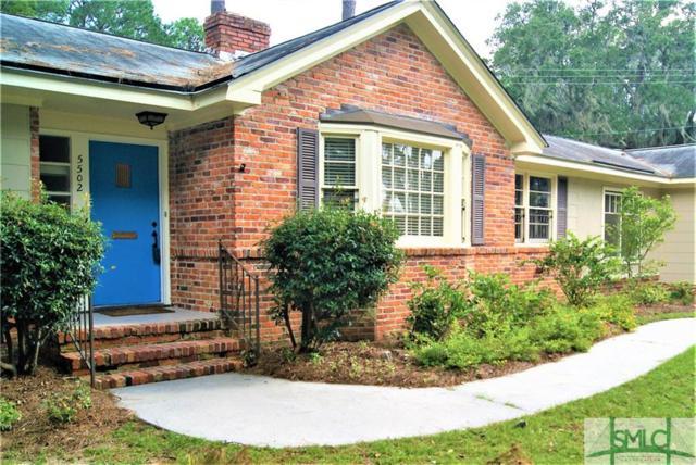5502 Varn Drive, Savannah, GA 31405 (MLS #179387) :: Coastal Savannah Homes