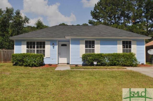 152 Bordeaux Lane, Savannah, GA 31419 (MLS #179411) :: Coastal Savannah Homes