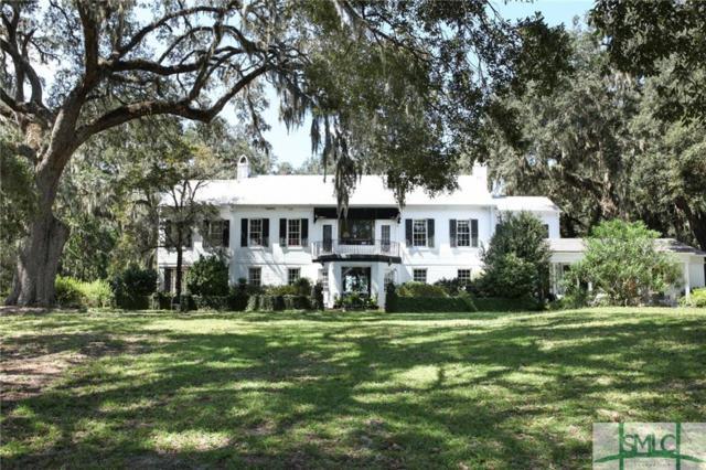 2086 Grove Point Road, Savannah, GA 31419 (MLS #179434) :: Coastal Savannah Homes