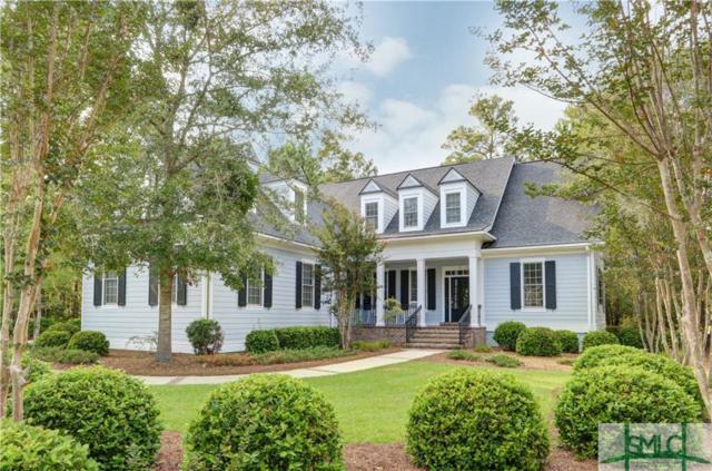 1 Tanners Row, Pooler, GA 31322 (MLS #179436) :: Coastal Savannah Homes