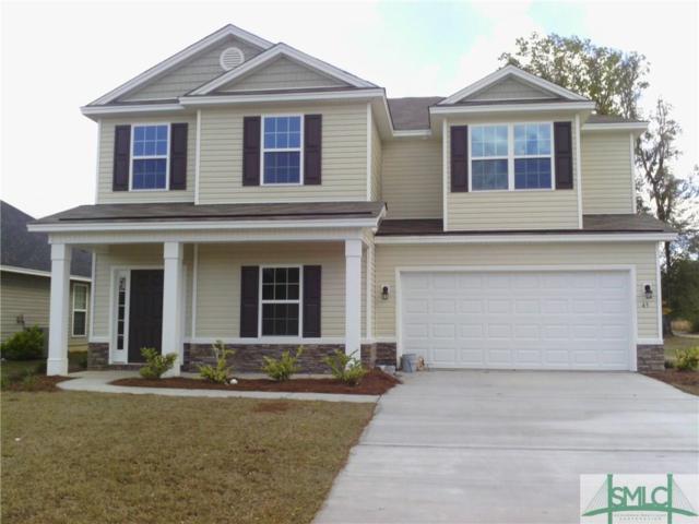 104 Iron Horse, Savannah, GA 31419 (MLS #179439) :: Coastal Savannah Homes