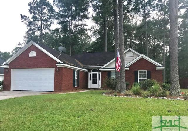 203 Silver Brook, Pooler, GA 31322 (MLS #179440) :: Coastal Savannah Homes