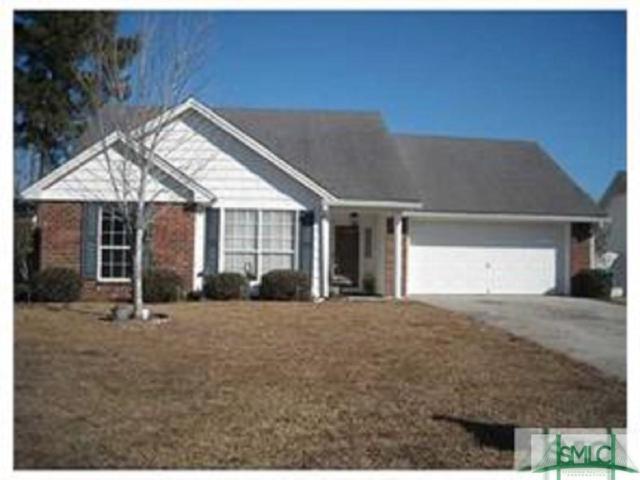 51 Blue Wing Drive, Richmond Hill, GA 31324 (MLS #179442) :: Coastal Savannah Homes