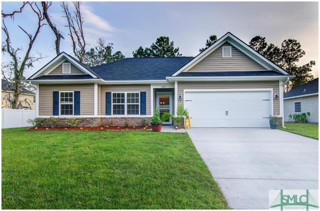 1267 Peacock Trail, Hinesville, GA 31313 (MLS #179446) :: Coastal Savannah Homes