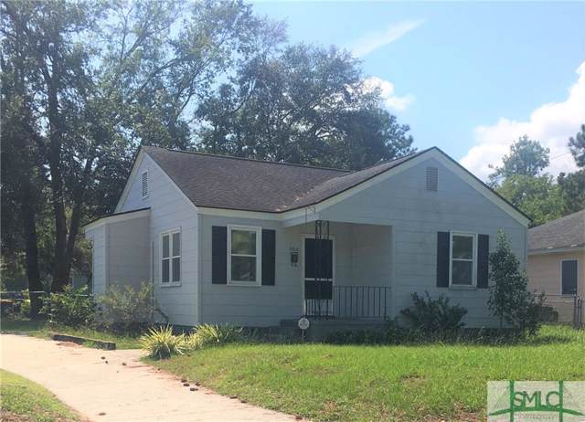 2315 E 39th Street, Savannah, GA 31404 (MLS #179459) :: Coastal Savannah Homes