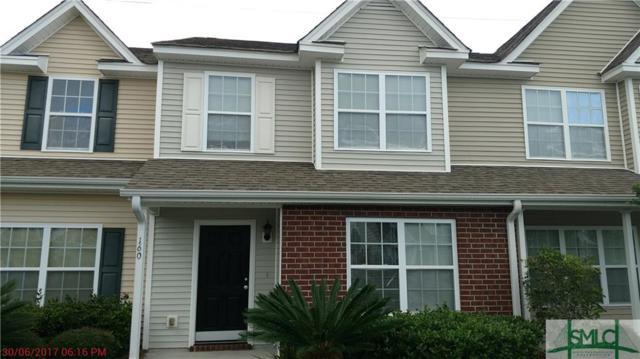 160 Sonata Circle, Pooler, GA 31322 (MLS #179467) :: The Arlow Real Estate Group