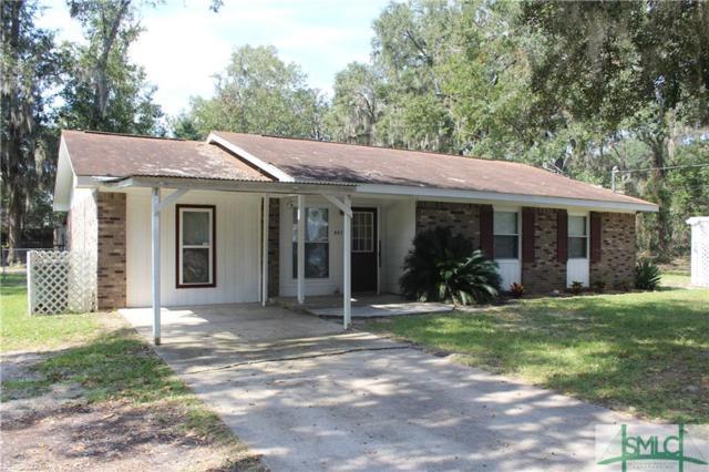 997 Live Oak Drive, Hinesville, GA 31313 (MLS #179469) :: The Arlow Real Estate Group