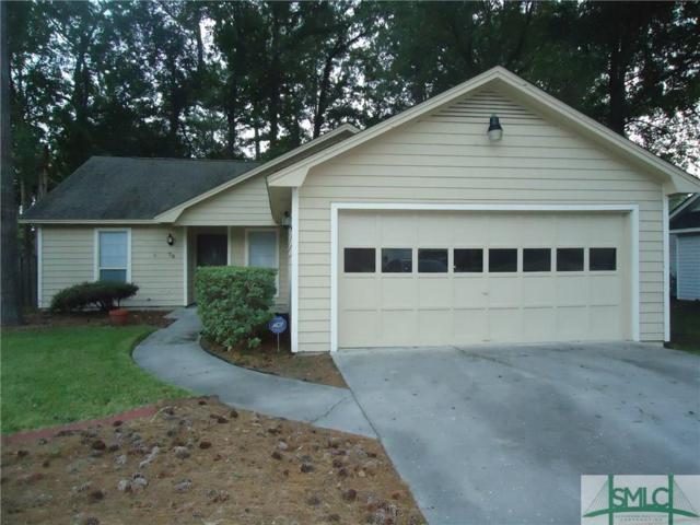 75 Red Fox Drive, Savannah, GA 31419 (MLS #179470) :: The Arlow Real Estate Group