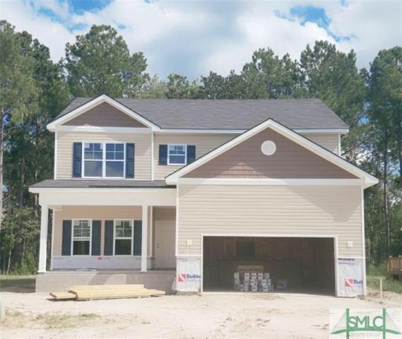 64 Dunnoman Drive, Savannah, GA 31419 (MLS #179516) :: Coastal Savannah Homes