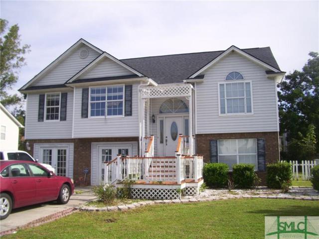 208 Stonebridge Drive, Savannah, GA 31410 (MLS #179538) :: Coastal Savannah Homes