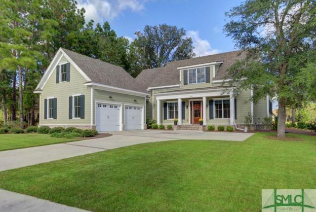 108 Busbridge Cove, Pooler, GA 31322 (MLS #179593) :: Coastal Savannah Homes