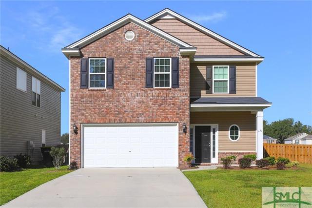 121 Calm Oaks Circle, Savannah, GA 31419 (MLS #180677) :: The Arlow Real Estate Group