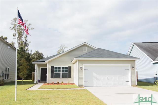 49 Rice Mill Road, Port Wentworth, GA 31407 (MLS #180681) :: Coastal Savannah Homes