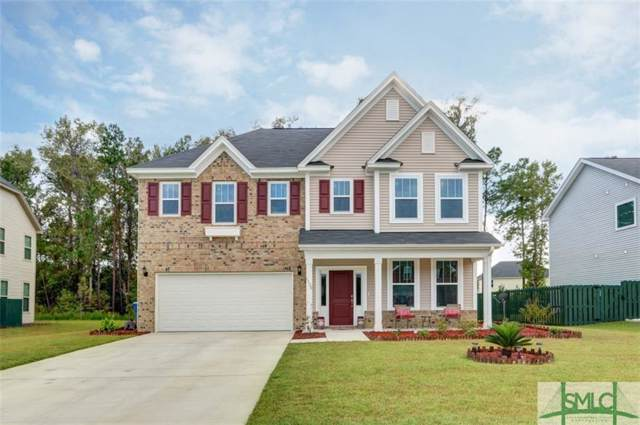 1130 Castleoak Drive, Richmond Hill, GA 31324 (MLS #180783) :: The Arlow Real Estate Group