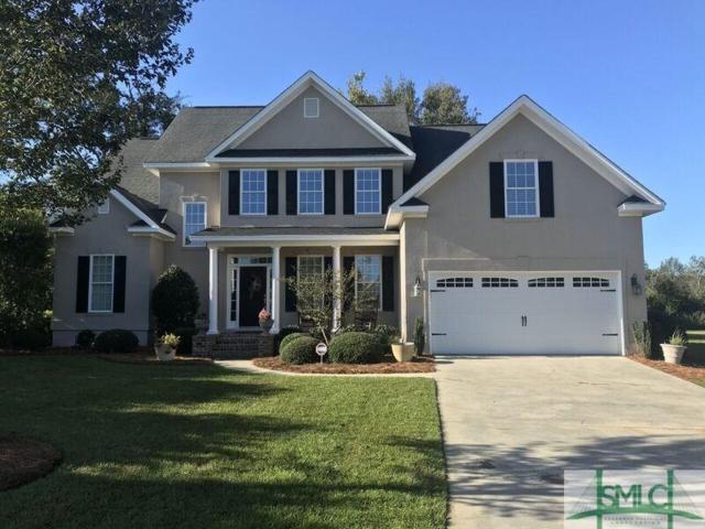 205 Oak Branch Court, Savannah, GA 31405 (MLS #180876) :: Teresa Cowart Team