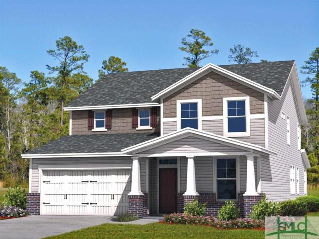 198 Willow Point Circle, Savannah, GA 31407 (MLS #180894) :: Coastal Savannah Homes
