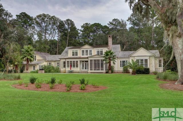 1021 Dublin Drive, Richmond Hill, GA 31324 (MLS #180901) :: The Arlow Real Estate Group