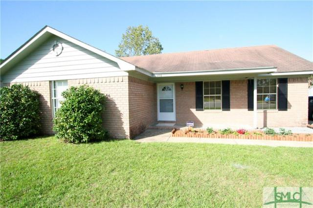 1108 Tomcat Trail, Hinesville, GA 31313 (MLS #180909) :: Coastal Savannah Homes