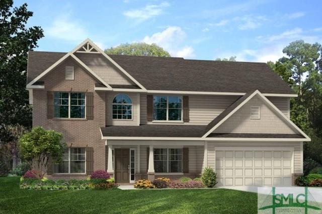 951 Oak Crest Drive, Hinesville, GA 31313 (MLS #180922) :: Teresa Cowart Team