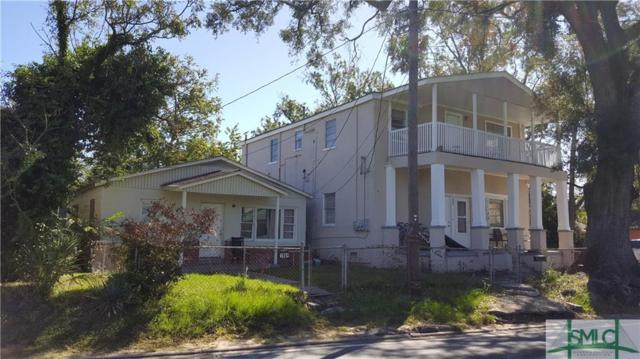 1004 - 06 Stiles Avenue, Savannah, GA 31415 (MLS #180960) :: Coastal Savannah Homes