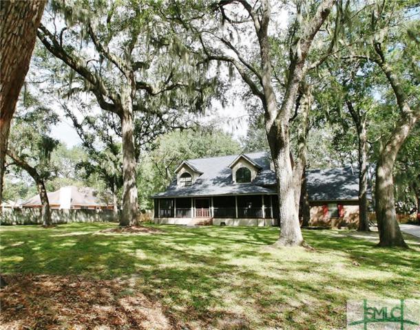 121 Oak Creek Court, Richmond Hill, GA 31324 (MLS #180968) :: Coastal Savannah Homes