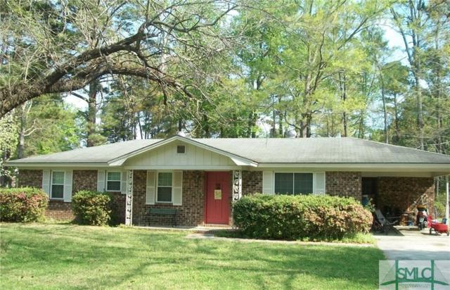 106 Holly Avenue, Pooler, GA 31322 (MLS #180991) :: The Arlow Real Estate Group