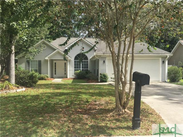 129 Red Fox Drive, Savannah, GA 31419 (MLS #181015) :: The Arlow Real Estate Group