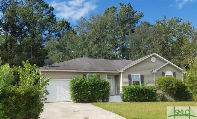 7 Leeward Court, Savannah, GA 31419 (MLS #181022) :: The Arlow Real Estate Group