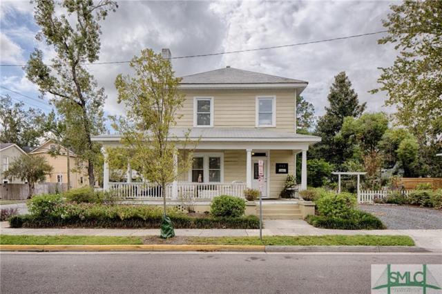 743 E 40th Street, Savannah, GA 31401 (MLS #181023) :: The Robin Boaen Group