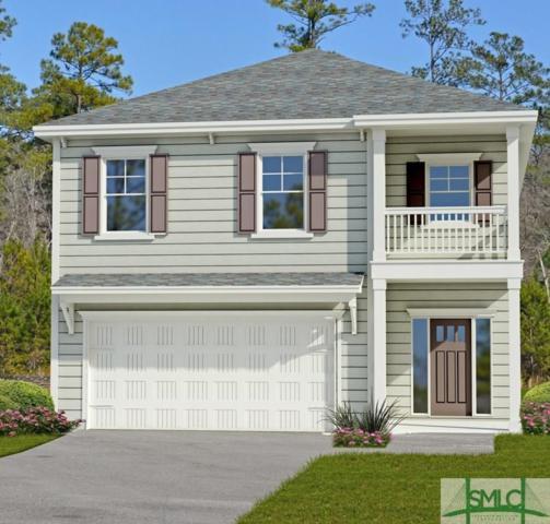 221 Willow Point Circle, Savannah, GA 31407 (MLS #181032) :: The Robin Boaen Group