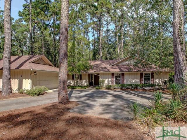 6 Shaftesbury Lane, Savannah, GA 31411 (MLS #181042) :: The Arlow Real Estate Group