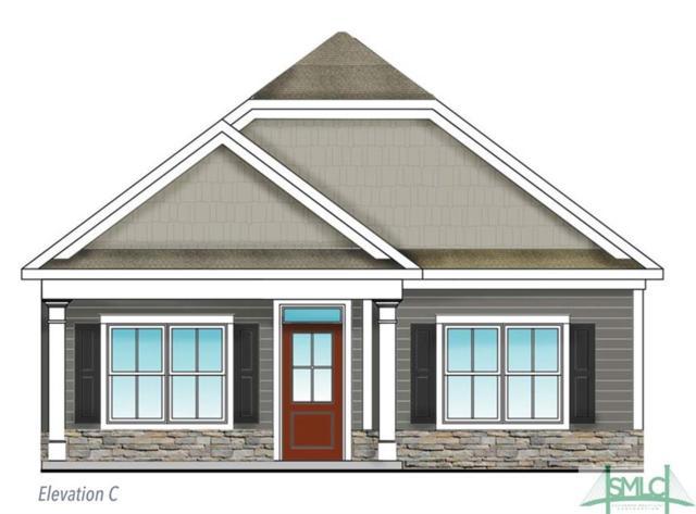 314 Crabapple Circle, Port Wentworth, GA 31407 (MLS #181061) :: The Arlow Real Estate Group