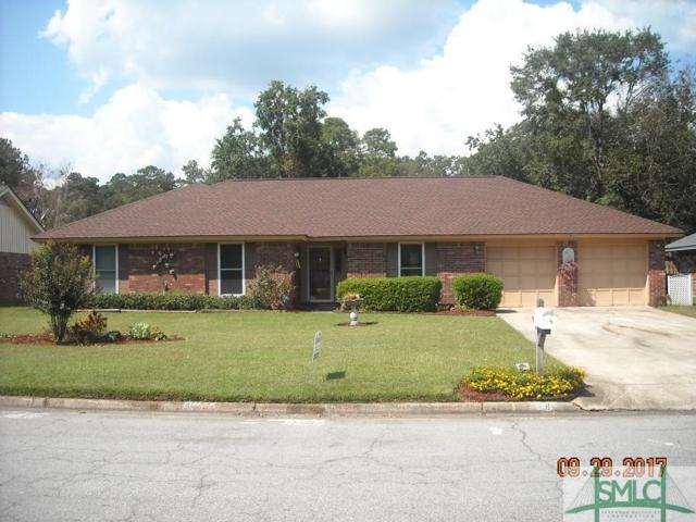 58 Red Fox Drive, Savannah, GA 31419 (MLS #181064) :: The Arlow Real Estate Group
