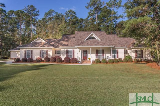 144 Tremain, Flemington, GA 31313 (MLS #181075) :: Teresa Cowart Team