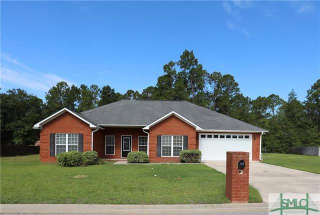 129 Taylor Wells Lane, Hinesville, GA 31313 (MLS #181136) :: Teresa Cowart Team