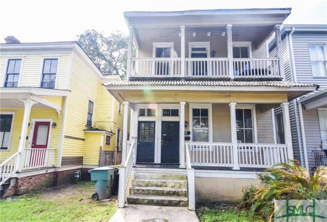 215 W 38th Street, Savannah, GA 31401 (MLS #181175) :: The Arlow Real Estate Group