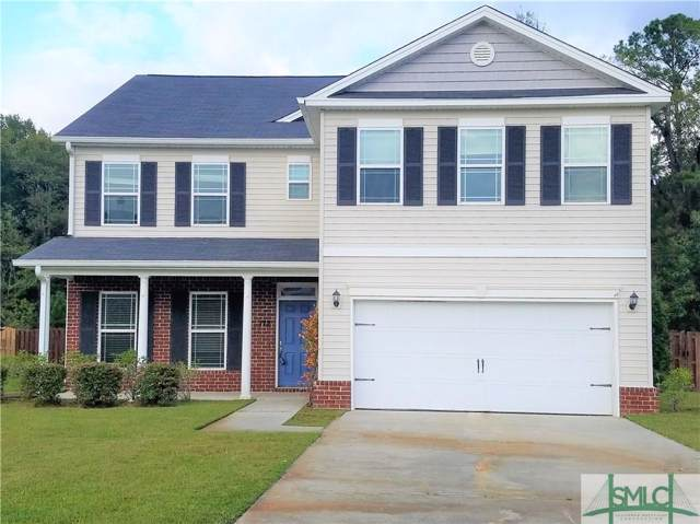 172 Magnolia Drive, Pooler, GA 31322 (MLS #181190) :: The Arlow Real Estate Group