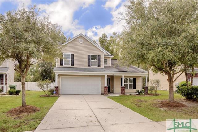 191 Hamilton Grove Drive, Pooler, GA 31322 (MLS #181191) :: The Arlow Real Estate Group