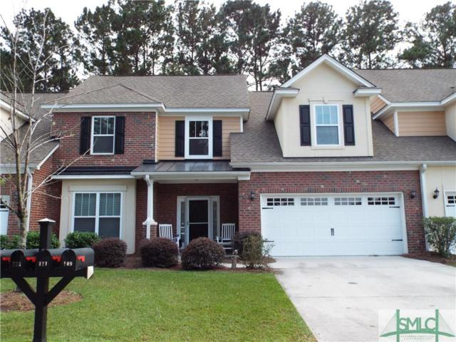 113 Royal Lane, Pooler, GA 31322 (MLS #181194) :: The Arlow Real Estate Group