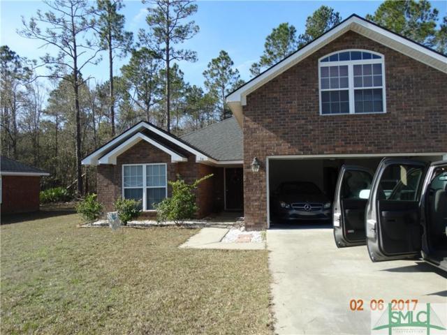 36 Idus Lane, Hinesville, GA 31313 (MLS #181212) :: Teresa Cowart Team
