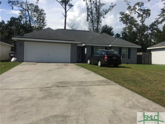 117 Blaine Court, Savannah, GA 31405 (MLS #181221) :: The Arlow Real Estate Group