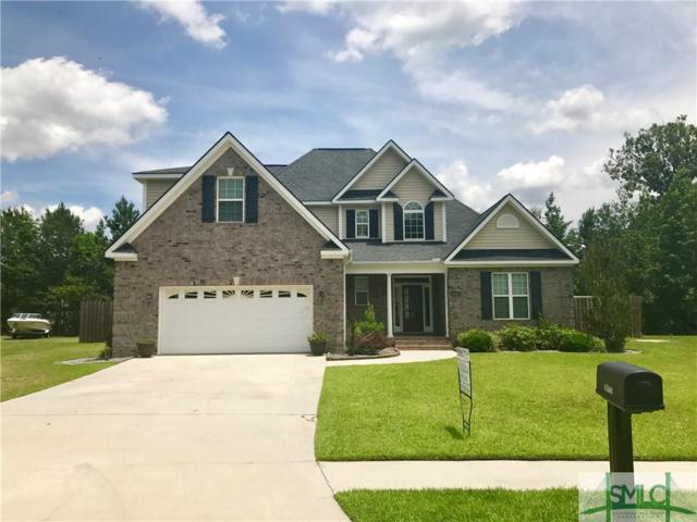 1072 Woodland Drive, Pooler, GA 31322 (MLS #181229) :: The Arlow Real Estate Group