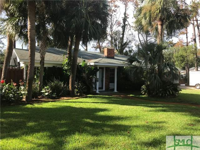 215 2nd Avenue, Tybee Island, GA 31328 (MLS #181246) :: The Arlow Real Estate Group