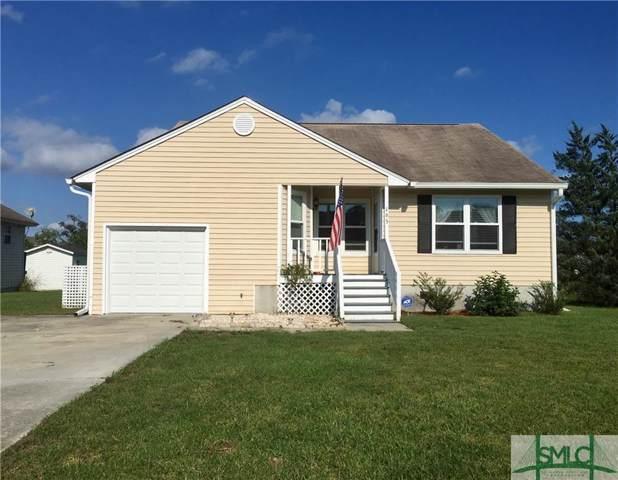 163 Stockbridge Drive, Savannah, GA 31419 (MLS #181261) :: The Arlow Real Estate Group