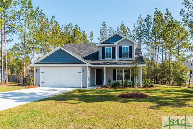 103 William Way, Springfield, GA 31329 (MLS #181265) :: Coastal Savannah Homes