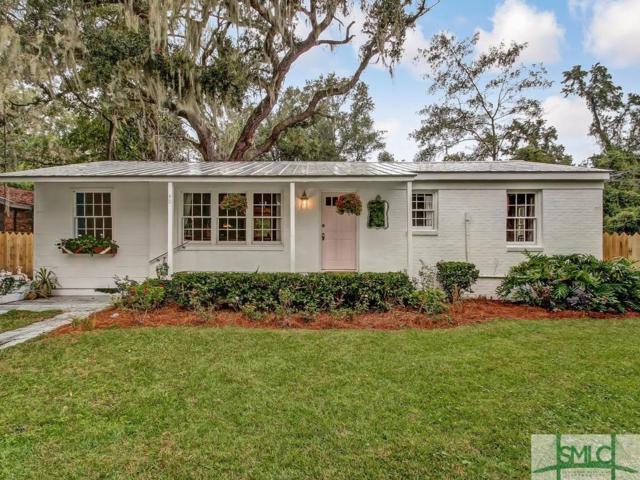 40 Henderson Avenue, Savannah, GA 31406 (MLS #181267) :: The Arlow Real Estate Group