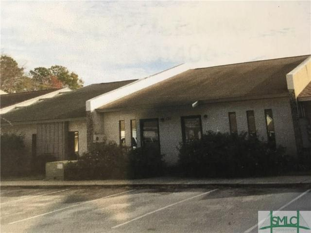 110 Oglethorpe Professional Court, Savannah, GA 31406 (MLS #181318) :: The Arlow Real Estate Group