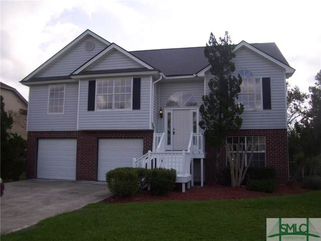 12 Landward Way, Savannah, GA 31410 (MLS #181320) :: The Arlow Real Estate Group
